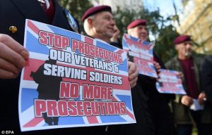 Soldiers Prosecution