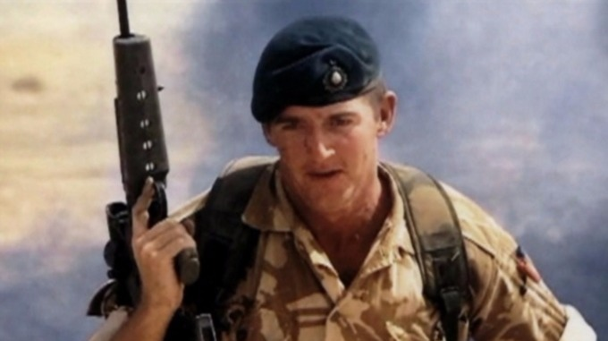 Following A Successful Appeal Against His Life Sentence – Sgt Blackman Is To Be released From Jail Today.