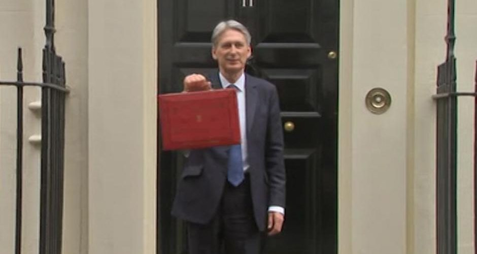 Chancellor Believed To Be Planning Brexit Betrayal
