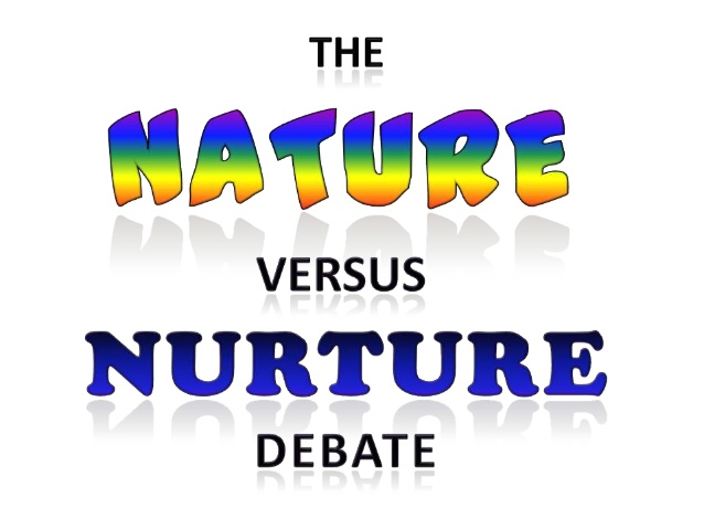 Nationalism – Nature Vs Nuture