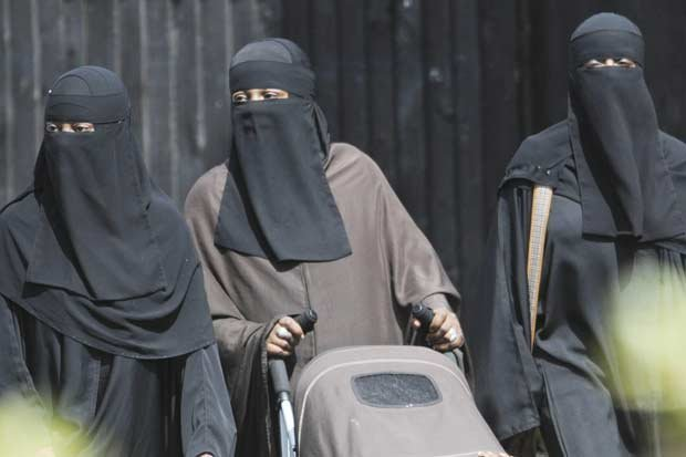 It's Time To Ban The Burka and Veil