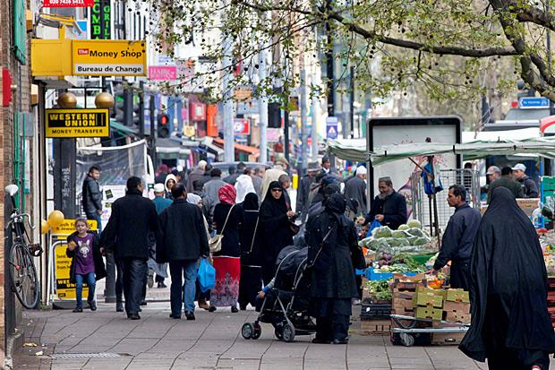 The Multi-cultural 'Melting Pot' lefty experiment, that is London, is a hideous disaster